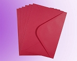 Fuschia Pink C6 Envelopes (114 x 162mm)