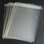 250 - C5 Cello Bags Self Seal for Greeting Cards